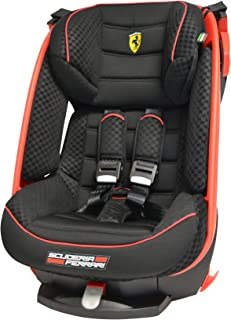 Siège auto inclinable Ferrari Gr 1 (9kg à 18kg) - 4 étoiles aux tests TCS - protection chocs latéraux - Assise inclinable ...