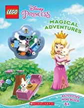 Magical Adventures (LEGO Disney Princess: Activity Book with Minibuild)