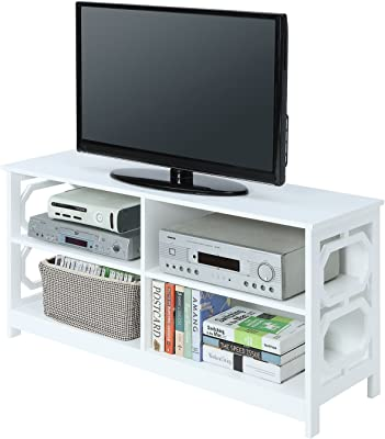 Convenience Concepts Omega TV Stand, White