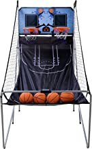 Nova Microdermabrasion Foldable Indoor Basketball Arcade Game Double Shot 2 Player W/ 4..