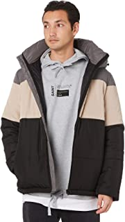 St Goliath Men's Toronto Mens Hooded Jacket Polyester Grey