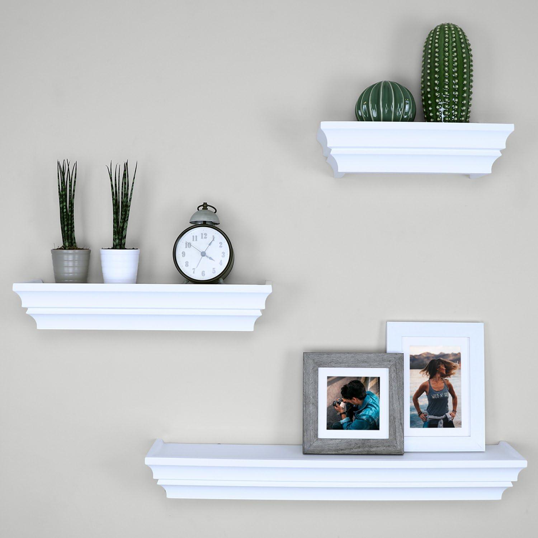 Over item handling Ballucci Victorian Wall Ledge and Shelf 3 Set 16