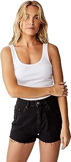 Cotton On Women's Sleeveless Rewind Tank Top