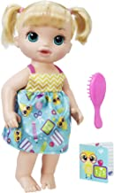 Baby Alive Ready For School Baby (Blonde)  (Amazon Exclusive)