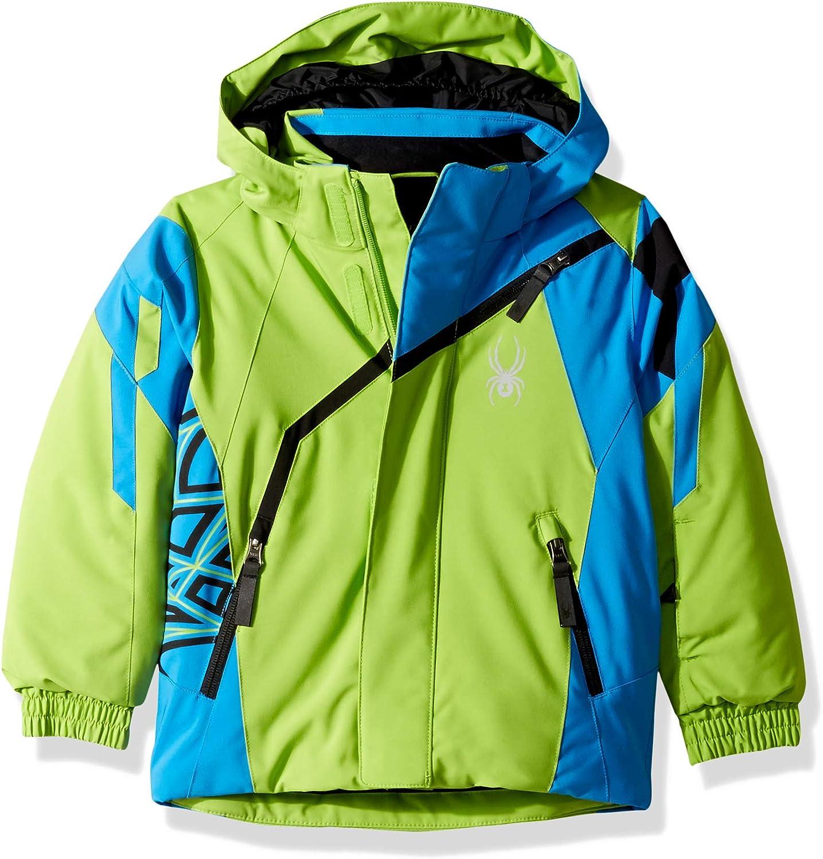 Mail order cheap mart Spyder Boys Mini Ski Jacket Challenger