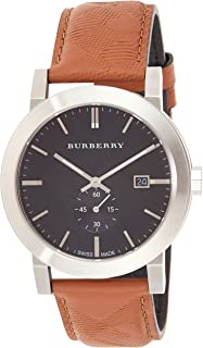 Burberry Women's Watch Brown Band - BU10109