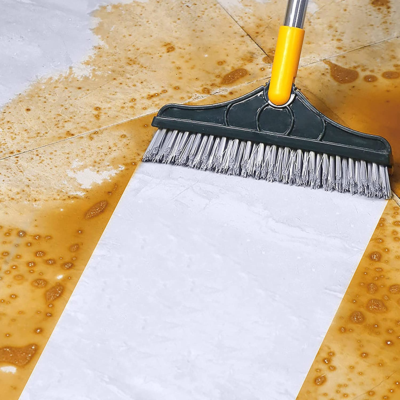 KKASOE Push Broom Brush Sweeper Hea 5 Limited time cheap sale ☆ popular Stiff Bristles