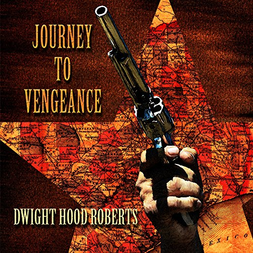 Journey to Vengeance audiobook cover art