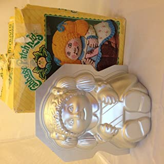 Wilton 3D Stand-Up Cabbage Patch Kids Doll Cake Pan Set (2105-1988, 1984)