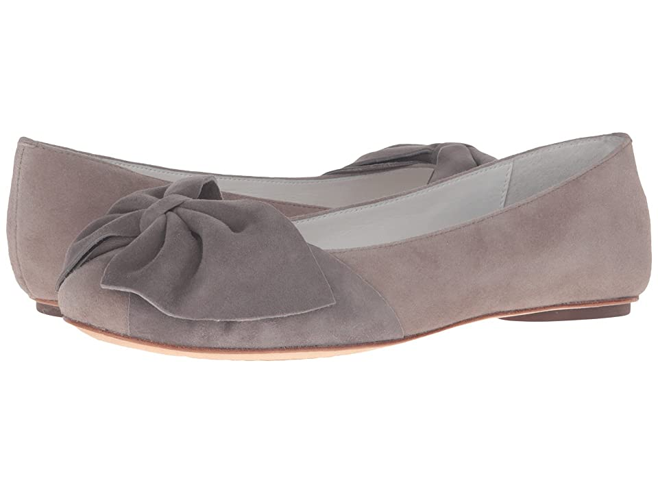 Alice + Olivia Riley (Stone Grey/Charcoal Prime Suede) Women