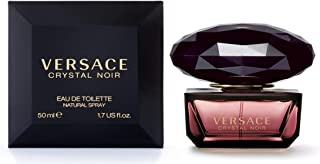 Versace Perfume - Crystal Noir by Versace - perfumes for women -  Eau de Toilette, 50ml
