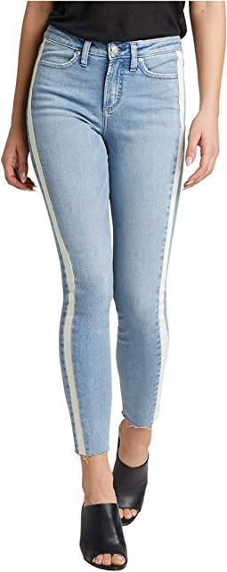 Most Wanted Mid-Rise Skinny Jeans L63028SDG257
