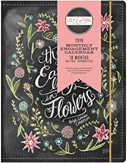 Amazon.com : 2019 Summit Studios Lily and Val Planner ...