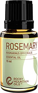 Rocky Mountain Oils Rosemary Essential Oil - 100% Pure and Natural Aromatherapy Essential Oils for Diffuser...