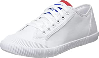 a2e0920b2c Le Coq Sportif Unisex Kids' Nationale Gs Optical White Trainers
