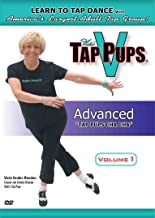 Vicki's Tap Pups Instructional DVD: Advanced