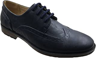 Andrew Fezza AF-8005 ARLO Men's Classic Oxford Lace Shoes