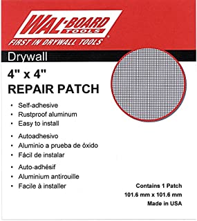 6-Pack Wal-Board Drywall Repair Patch - 4