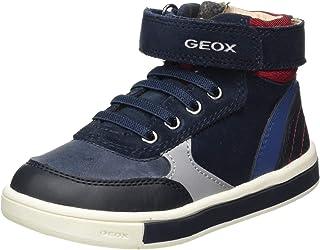Geox B Trottola Boy D, Baskets Garçon