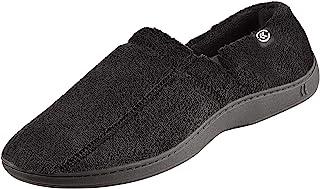 isotoner Men's Microterry Slip On Slipper