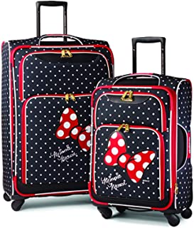 American Tourister Disney Softside Luggage with Spinner Wheels