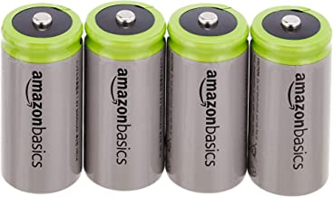 Best 1.5 volt rechargeable c battery Reviews