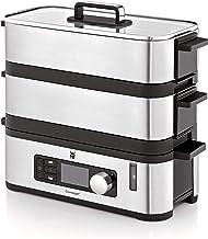 WMF KITCHENminis Cuiseur Vapeur Electrique Ultracompact Design Elegant Inox Cromargan Haute Qualité 2,15L Sans BPA 2 Compa...