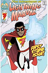 The Adventures of Lightning Marval #1 Kindle Edition
