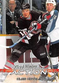 2003-04 In The Game Action Hockey #3 Ales Kotalik Buffalo Sabres