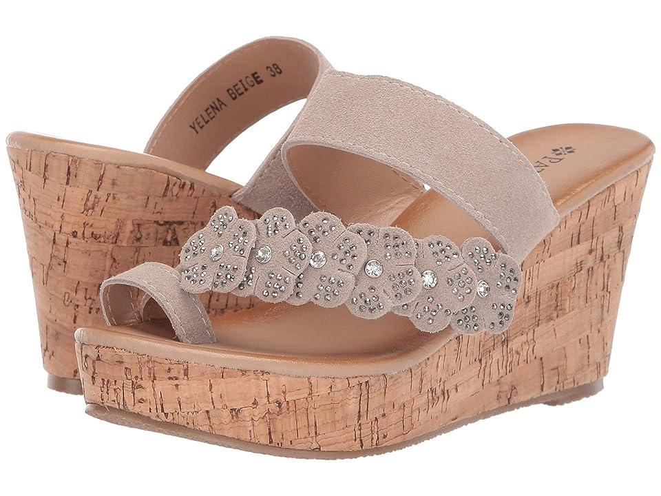 PATRIZIA Yelena (Beige) Women's Shoes