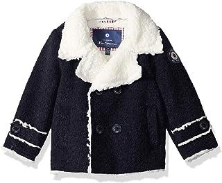 Ben Sherman Baby Boys' Faux Wool Coat,