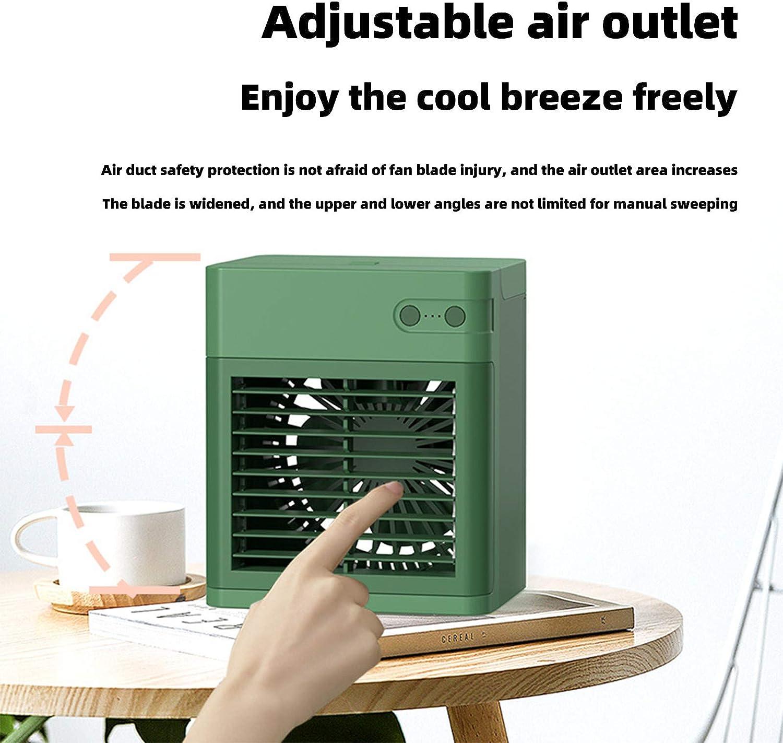 Portable AC Mini Air Conditioner Mini Air Conditioner with LED ...
