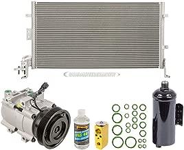 For Hyundai Sonata & Kia Optima A/C Kit w/AC Compressor Condenser & Drier - BuyAutoParts 60-82474CK New