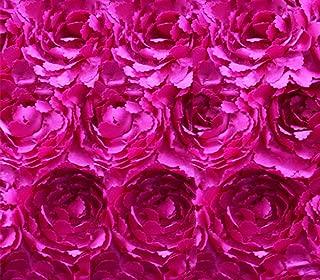 Best 3d petal fabric Reviews