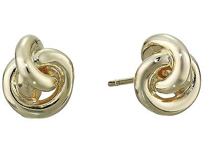 Kendra Scott Presleigh Stud Earrings (Gold Metal) Earring