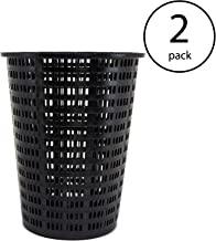 Hayward AXW431ABK Plastic Leaf Basket for Swimming Pool Leaf Canister (2 Pack)