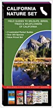 California Nature Set: Field Guides to Wildlife, Birds, Trees & Wildflowers of California