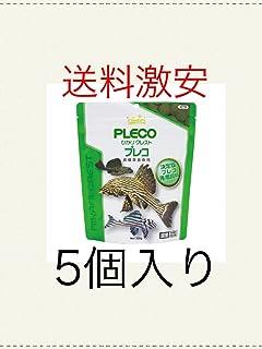 ひかりクレスト プレコ 300g 5個入り 熱帯魚 餌 エサ