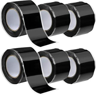 double sided tape for adhesion to silicone rubber