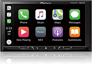 """Pioneer DMH-1500NEX Digital Media Receiver with 7"""" WVGA Display, Apple CarPlay, Android Auto, Built in Bluetooth photo"""