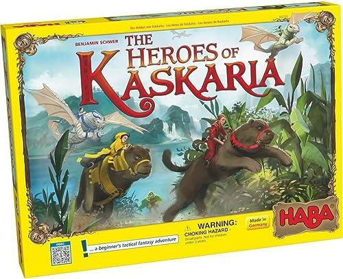Haba 302220 - The Heroes of Kaskaria