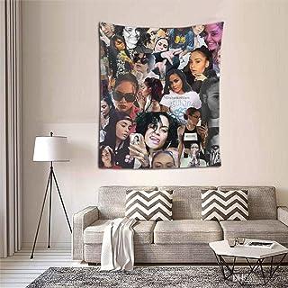 ZETBLION Kehlani Tapestry Dorm Decor for Living Room Bedroom 51x60 Inches