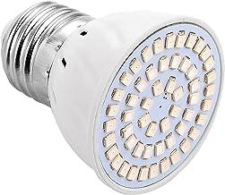Led Bulbs, YWXLIGHT, E27 54LED 2835SMD 4W 200-300Lm Red-Blue Led Grow Lamps Plant Growth Light (AC 220V/AC 110V) led light...