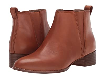 Madewell Carina Boot (English Saddle) Women