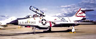 Home Comforts 60th Fighter-Interceptor Squadron Mcdonnell F-101B-95-MC Voodoo Otis Air Force Base, Massachusetts, Vivid Imagery Laminated Poster Print 24 x 36