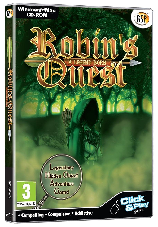 倍率酔う頭Robin's Quest a Legend Born (PC) (輸入版)