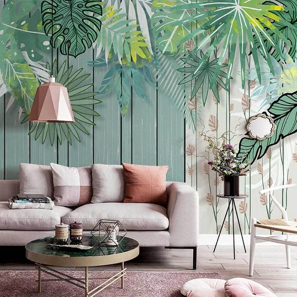 Wall Mural Nordic Style Purchase Fashionable Nature Removable Wal Landscape Wallpaper