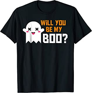 will you be my boo halloween