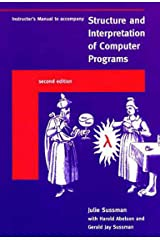 Instructor's Manual t/a Structure and Interpretation of Computer Programs - 2nd Edition Paperback