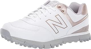 New Balance Women's 574 SL Water Resistant Spikeless Comfort Golf Shoe